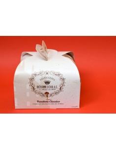 PANETTONE POIRE CHOCOLAT 500g boite VERTE -COVA RICORDI BRERAMILANO - Maison Ferrero - Epicerie à Ajaccio
