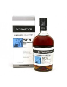 RHUM DIPLOMATICO DISTILLERY COLLECTION SINGLE BATCH KETTLE N°1 47° 70CL - Maison Ferrero - Epicerie à Ajaccio