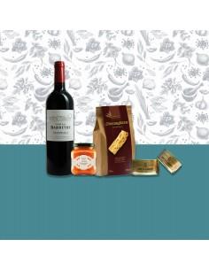 COFFRET CADEAU MISE EN BOUCHE - Maison Ferrero - Epicerie à Ajaccio