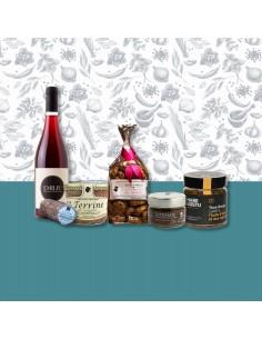 COFFRET CADEAU VOYAGE EN CORSE - Maison Ferrero - Epicerie à Ajaccio