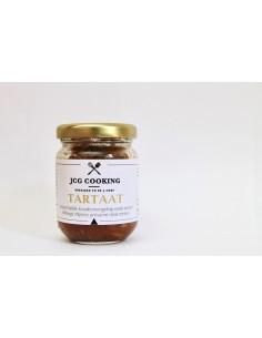 PREPARATION POUR TARTARE TARTAAT 80G- JCG COOKING - Maison Ferrero - Epicerie à Ajaccio
