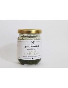 PREPARATION POUR SAUMON MARINE 100G- JCG COOKING - Maison Ferrero - Epicerie à Ajaccio