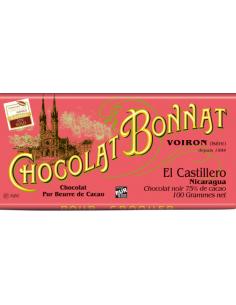 TABLETTE EL CASTILLERO 100GR GRAND CRU D'EXCEPTION-BONNAT - Maison Ferrero - Epicerie à Ajaccio