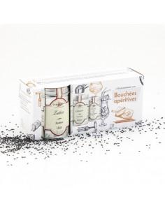 COFFRET BOUCHEES APERITIVES -TERRE EXOTIQUE - Maison Ferrero - Epicerie à Ajaccio