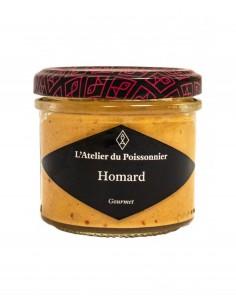 RILLETTES DE HOMARD 90GR- ATELIER DU POISSONNIER - Maison Ferrero - Epicerie à Ajaccio