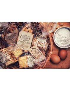 I BIDUCCI CHATAIGNE 170GR - BISCUIT CORSE - Maison Ferrero - Epicerie à Ajaccio