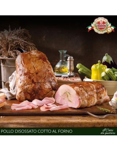 POULET ROTI FARCI AUX EPINARD ET PARMESAN 150GR - EGIDIO BEDOGNI - Maison Ferrero - Epicerie à Ajaccio