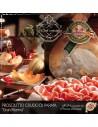 JAMBON DE PARME AFFINE 20 MOIS 200GR AU POIDS - BEDOGNI EGIDIO - Maison Ferrero - Epicerie à Ajaccio