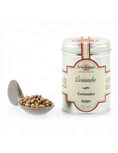 CORIANDRE GRAINE 40GR- TERRE EXOTIQUE - Maison Ferrero - Epicerie à Ajaccio