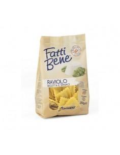 RAVIOLI RICOTTA - EPINARD SACHET 250 GR - FONTANETO - Maison Ferrero - Epicerie à Ajaccio