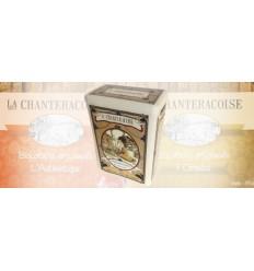 BOITE MÉTAL ART DECO - CHANTERACOISE - Maison Ferrero - Epicerie à Ajaccio