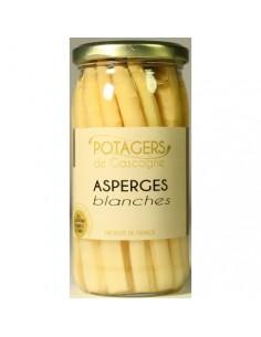 ASPERGES BLANCHES FINES 370ML - LES VERGERS DE CASCOGNE - Maison Ferrero - Epicerie à Ajaccio