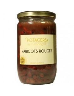 HARICOTS ROUGES 720ML-VERGERS DE CASCOGNE - Maison Ferrero - Epicerie à Ajaccio