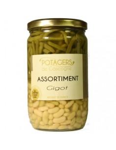 ASSORTIMENT GIGOT BIO 720ML-VERGERS DE CASCOGNE - Maison Ferrero - Epicerie à Ajaccio