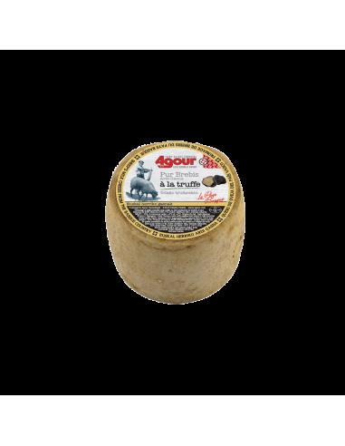 TOMME DE BREBIS BASQUE A LA TRUFFE 100GR - AU POIDS - Maison Ferrero - Epicerie à Ajaccio