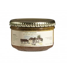 PATE FENELON 130GR-JACQUIN - Maison Ferrero - Epicerie à Ajaccio
