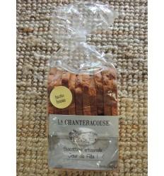BISCOTTES GOURMANDES BRIOCHÉES 300GR - CHANTERACOISE - Maison Ferrero - Epicerie à Ajaccio