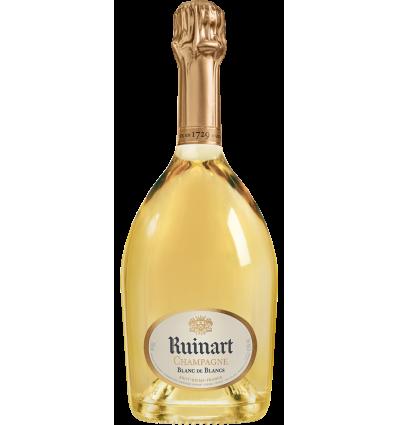 RUINART BLANC DE BLANC 75cl CHAMPAGNE - Maison Ferrero - Epicerie à Ajaccio