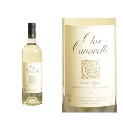 BLANC CLOS CANARELLI 75CL- CLOS CANARELLI - Maison Ferrero - Epicerie à Ajaccio