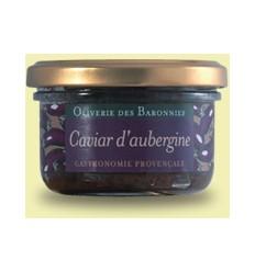CAVIAR D'AUBERGINES- OLIVERIE DES BARONNIES - Maison Ferrero - Epicerie à Ajaccio