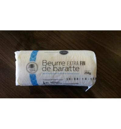 BEURRE DE BARATTE 250GR-LAITERIE DES FAYES