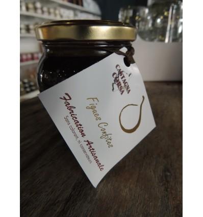 FIGUES AU SIROP 212 ml- A CASTAGNA CORSA - Maison Ferrero - Epicerie à Ajaccio