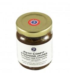 CONFIT D'OIGNONS JAUNES AU PINEAU BLANC-FLEURIET - Maison Ferrero - Epicerie à Ajaccio