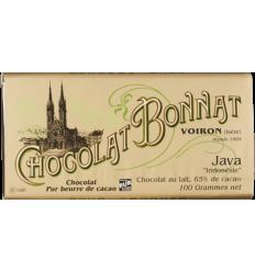TABLETTE JAVA LAIT-BONNAT - Maison Ferrero - Epicerie à Ajaccio