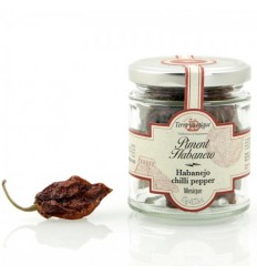 PIMENT HABANERO 15G-TERRE EXOTIQUE - Maison Ferrero - Epicerie à Ajaccio