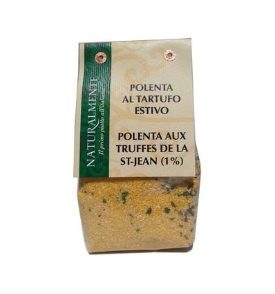 POLENTA AUX TRUFFES 300GR-NATURALMENTE - Maison Ferrero - Epicerie à Ajaccio