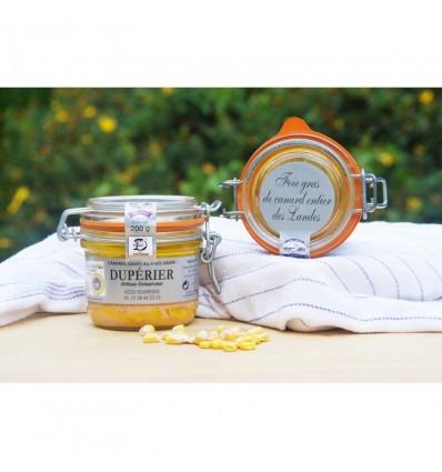 FOIE GRAS DE CANARD ENTIER BOCAL 200GR-DUPERIER ET FILS - Maison Ferrero - Epicerie à Ajaccio
