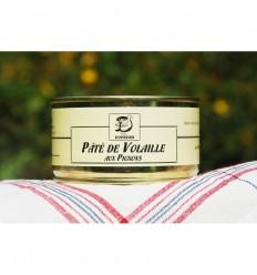 PATE DE VOLAILLE AUX PIGNONS 195GR-DUPERIER ET FILS - Maison Ferrero - Epicerie à Ajaccio