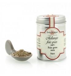 MELANGE FOIE GRAS 60GR -TERRE EXOTIQUE - Maison Ferrero - Epicerie à Ajaccio