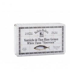 VENTRECHE DE THON BLANC GERMON -110GR - Maison Ferrero - Epicerie à Ajaccio
