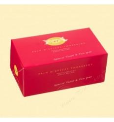PAIN D'EPICES SPECIAL TOAST ET FOIE GRAS 500G- MAISON TOUSSAINT - Maison Ferrero - Epicerie à Ajaccio