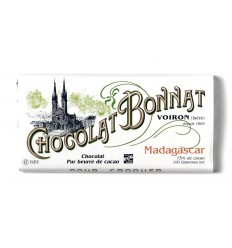 TABLETTE MADAGASCAR GRAND CRU D'EXCEPTION-BONNAT