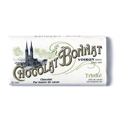 TABLETTE TRINITÉ GRAND CRU D'EXCEPTION-BONNAT