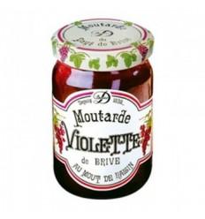 MOUTARDE VIOLETTE - DENOIX - Maison Ferrero - Epicerie à Ajaccio
