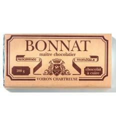 TABLETTE CHOCOLAT À CUIRE-BONNAT