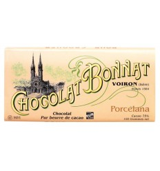 TABLETTE PORCELANA GRAND CRU D'EXCEPTION-BONNAT - Maison Ferrero - Epicerie à Ajaccio