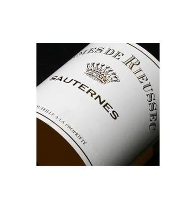 BLANC CHATEAU CARMES DE RIEUSSEC 2011 75CL SAUTERNES -BORDEAUX - Maison Ferrero - Epicerie à Ajaccio