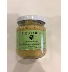 MOUTARDE FENOUIL-CASAMARTE - Maison Ferrero - Epicerie à Ajaccio