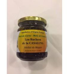 MIELLAT DU MAQUIS 250GR-LES RUCHERS DE CASALUNA - Maison Ferrero - Epicerie à Ajaccio
