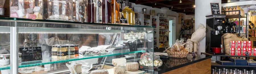 Épicerie Fine - Racine - Maison Ferrero - Epicerie à Ajaccio
